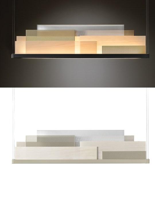 Skyline Pendelleuchte LZF Lamps