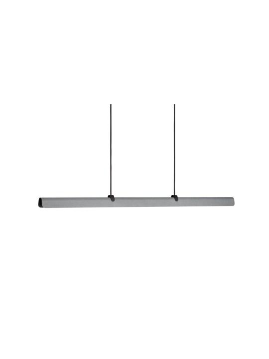 Fold Linear lange LED Pendelleuchte von Belid