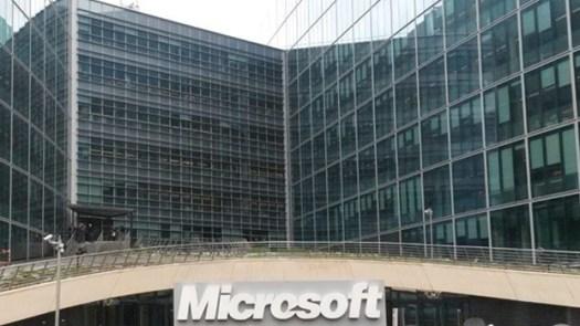 Microsoft Paris web