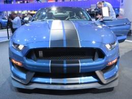 Mustang 350
