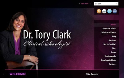 WordPress Customization: Theme Customization – Dr Tory Clark