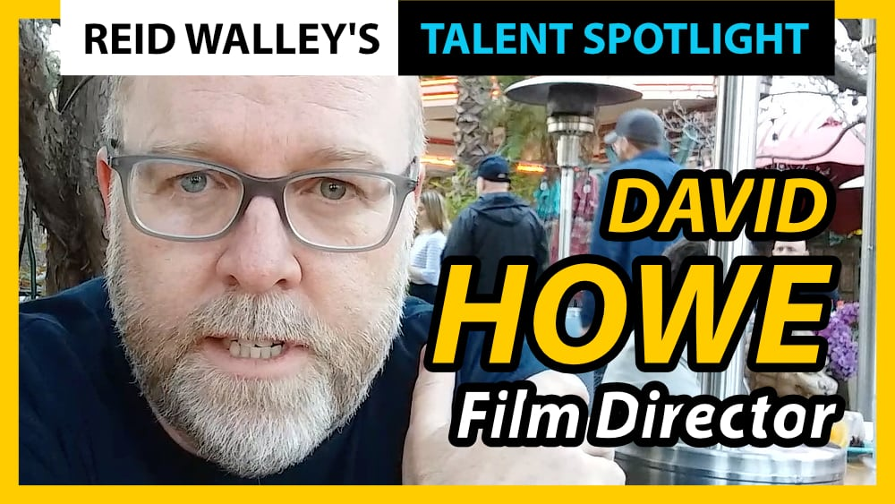 YouTube Video Thumbnail: David Howe - Talent Spotlight