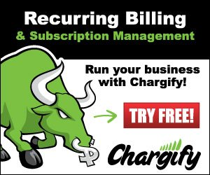 Chargify 300x250 medium rectangle banner ad