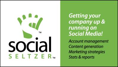 Social Seltzer (front)