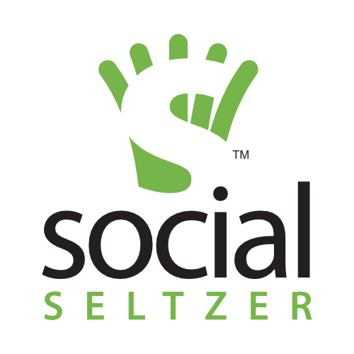 Logo design: Social Seltzer Social Media Marketing