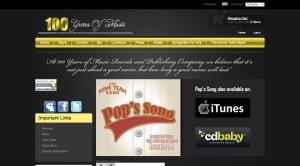 100 Years of Music - Zen Cart E-commerce, Zen Cart Customization