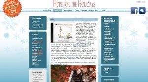 Holiday Hope - Zen Cart E-commerce, Zen Cart Customization
