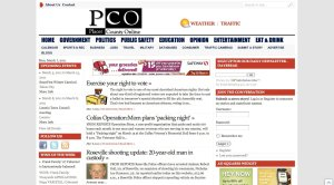 Placer County Online - WordPress Customization