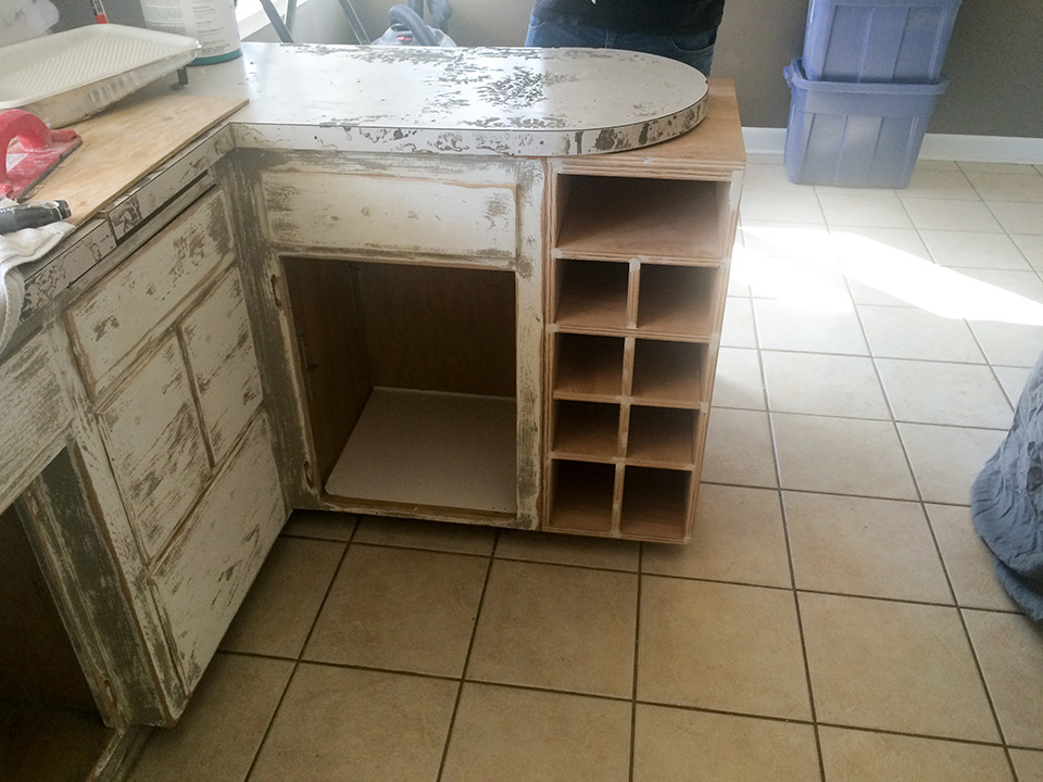 kitchen-cabinets-wine-cabinet