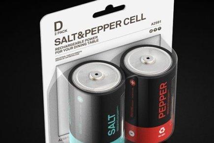 Salt&Pepper Cell, Antrepo Design