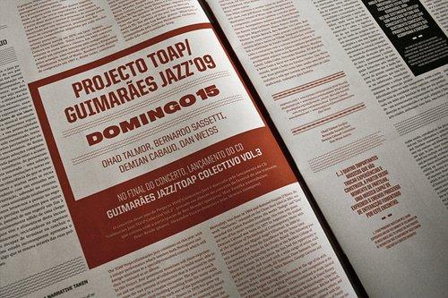 Jazz Journal Guimarães Jazz 2009