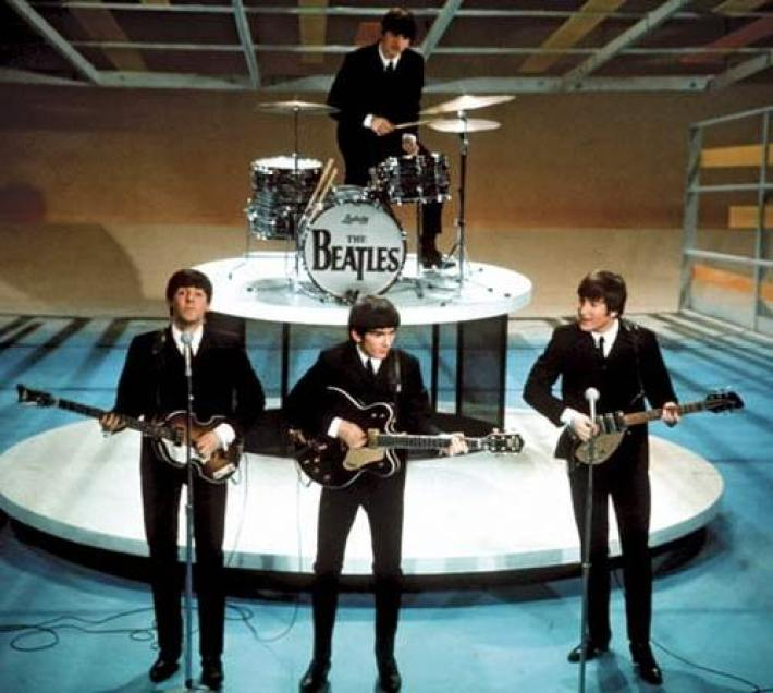 i beatles all'ed sullivan