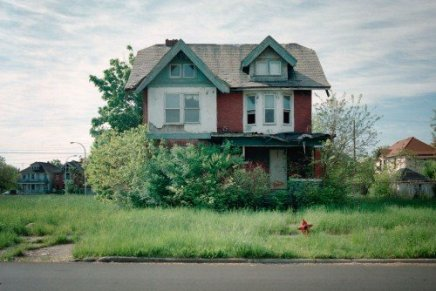 100 Abandoned Houses, Kevin Bauman