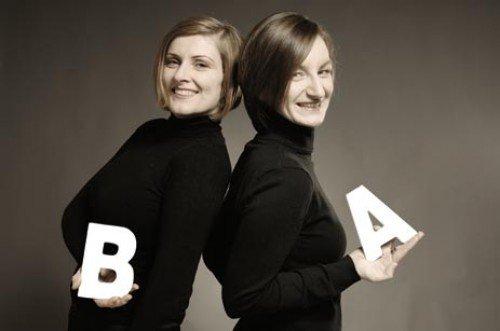 Barbara Dechant e Anja Schulze