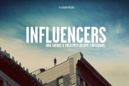 Influencers, il documentario sul fattore di influenza