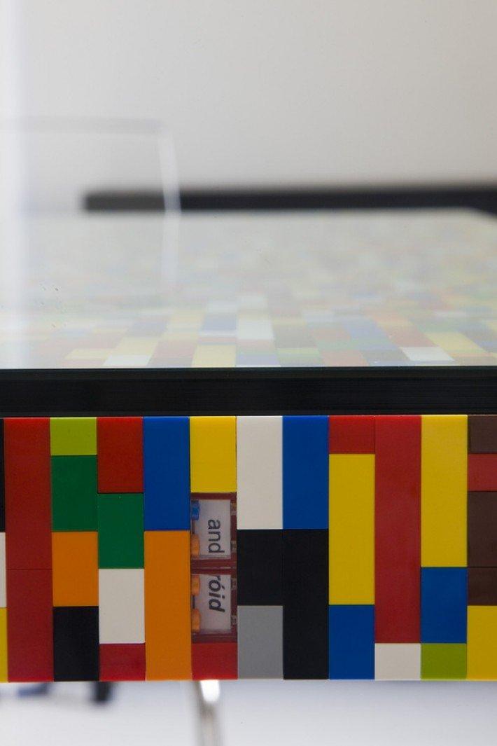 LEGO MOJO, abgc