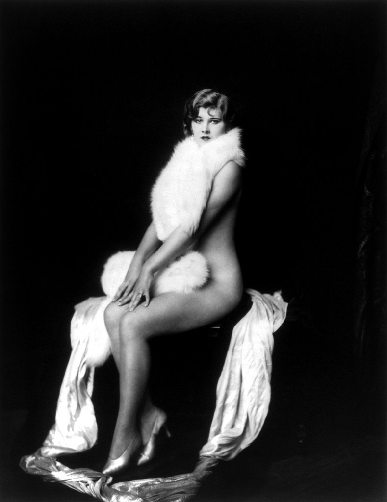 Frieda Mierse, Ziegfeld girl, by Alfred Cheney Johnston8