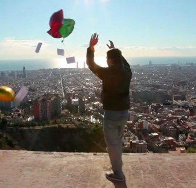Adéu, Barcelona! Lucas Jatobá