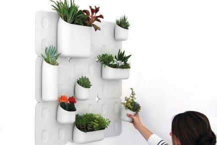 Urbio, il giardino in verticale