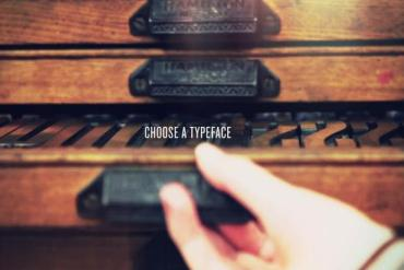 Letterpress, Naomie Ross su Design Playground