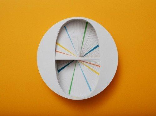 Le sculture tipografiche di Bianca Chang