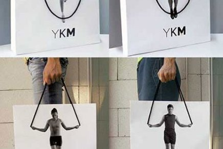 YKM Creative Shopping Bag, TBWA Istanbul