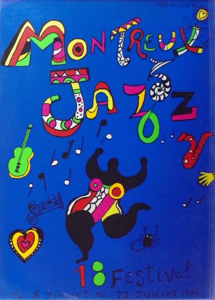 Niki de Saint Phalle 1984