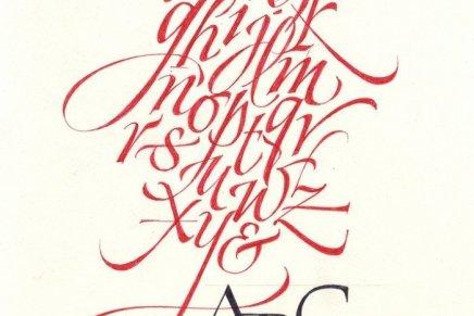 Calligrafia, Luca Barcellona
