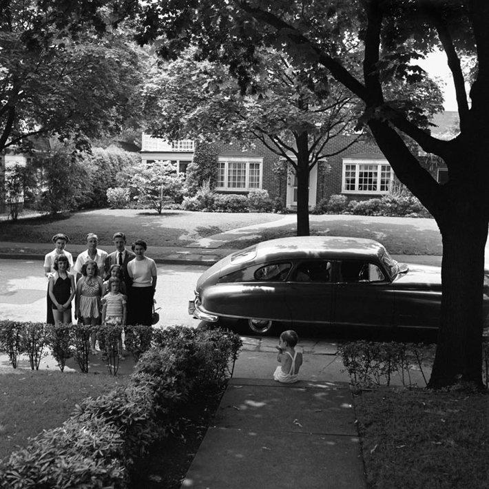 Untitled, July, 1953