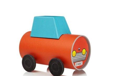 Tube Toys, Oscar Diaz Studio