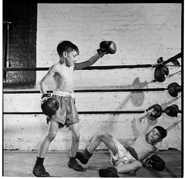 Police Athletic League Boxing – 1946
