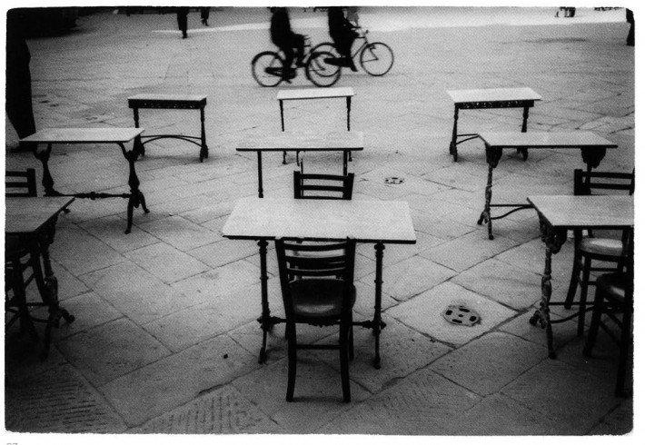 Cartier Bresson Piazza della Signoria 1933