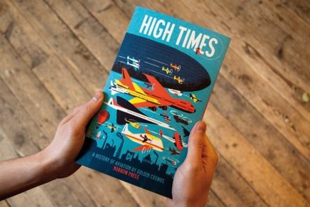 High Times: A History of Aviation, Golden Cosmos per Nobrow Press