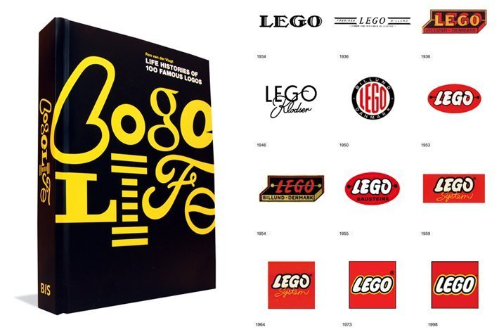 Logo life, le storie di cento loghi famosi, BIS publishers