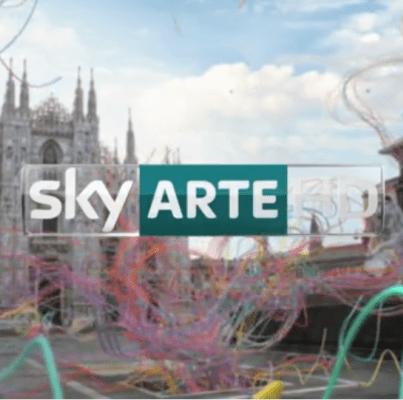 Sky Arte Hd brand Angelsign Studio - 2veinte