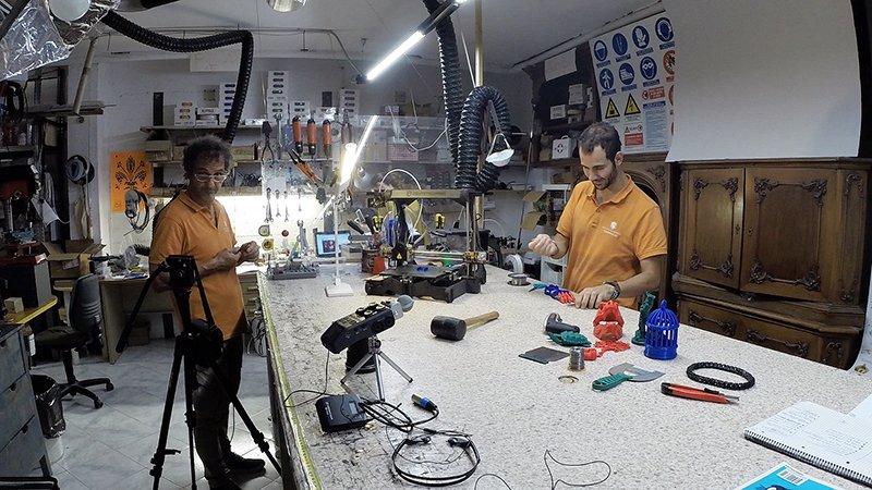 The maker family_Luciano e Ugo Cantini