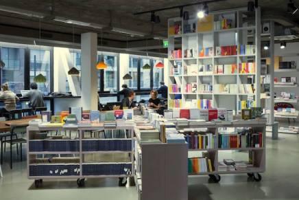 """""""Open"""", a Milano molto più di una semplice libreria"""