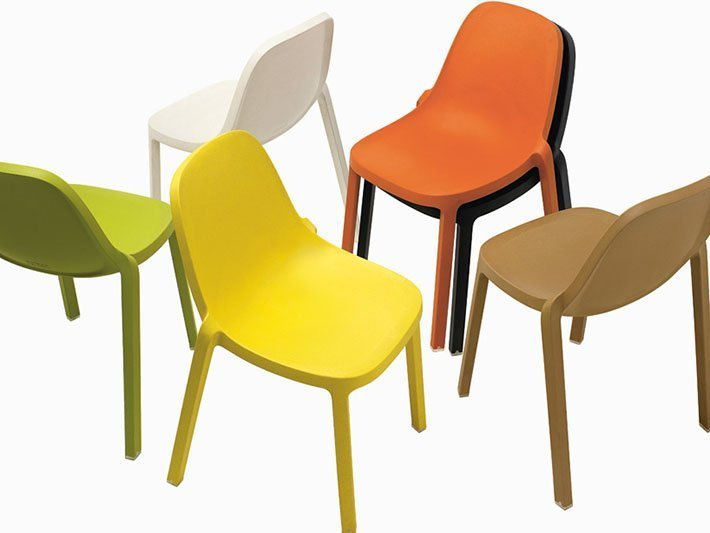 Broom Collection, Philippe Starck per Emeco