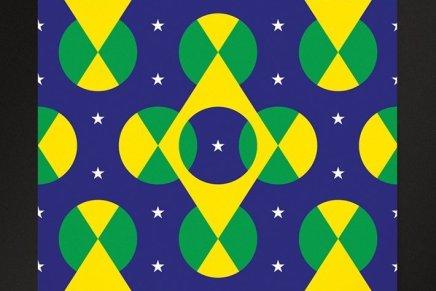 Brazil World Cup Posters, José Azevedo