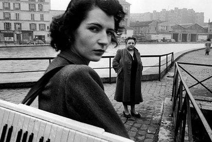 La ballata di Pierrette d'Orient.  Robert Doisneau, 1953