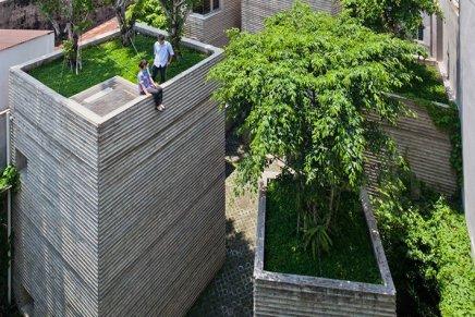 House for Trees, una casa per gli alberi