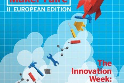 The Innovation Week & Maker Faire Rome al Parco della Musica