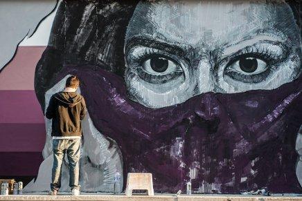 Intervista allo street artist portoghese Frederico Draw
