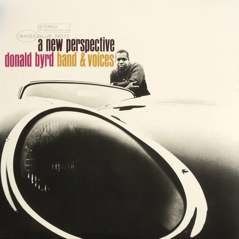 Donald Byrd, A New Perspective, 1964 - Design Reid Miles - Fotografia: Francis Wolff