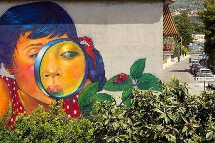 Memorie Urbane street art festival 2015