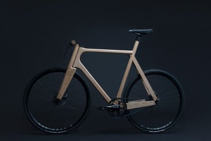 """The Wooden Bike"", Paul Timmer"