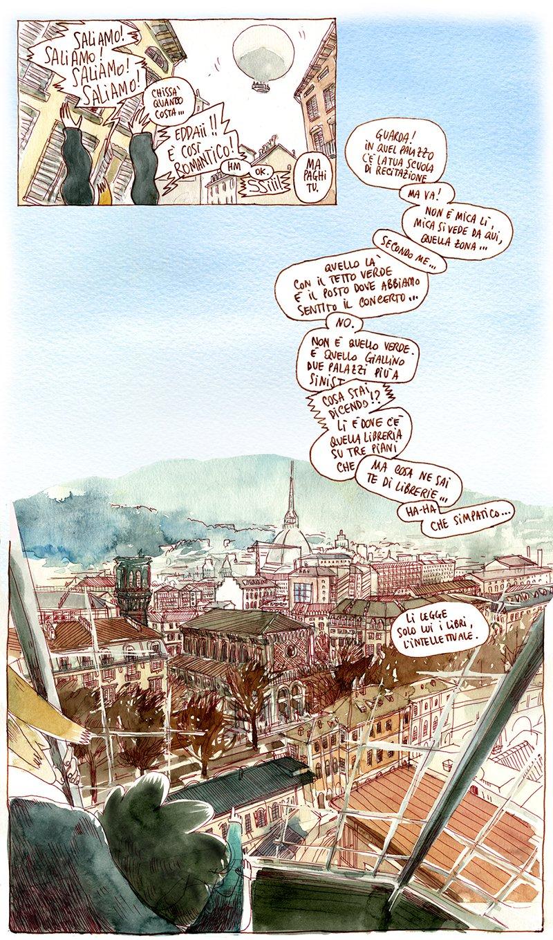 02 Giorgio Trichero_La Came_Le immobili avventure di Victor Sisendesmera