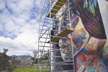 Memorie Urbane 2015 #1. I muri di Fra Biancoshok e David Walker