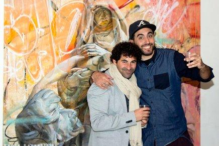 "Al via Memorie Urbane con la mostra ""Urban Iconomythology"" di PichiAvo"