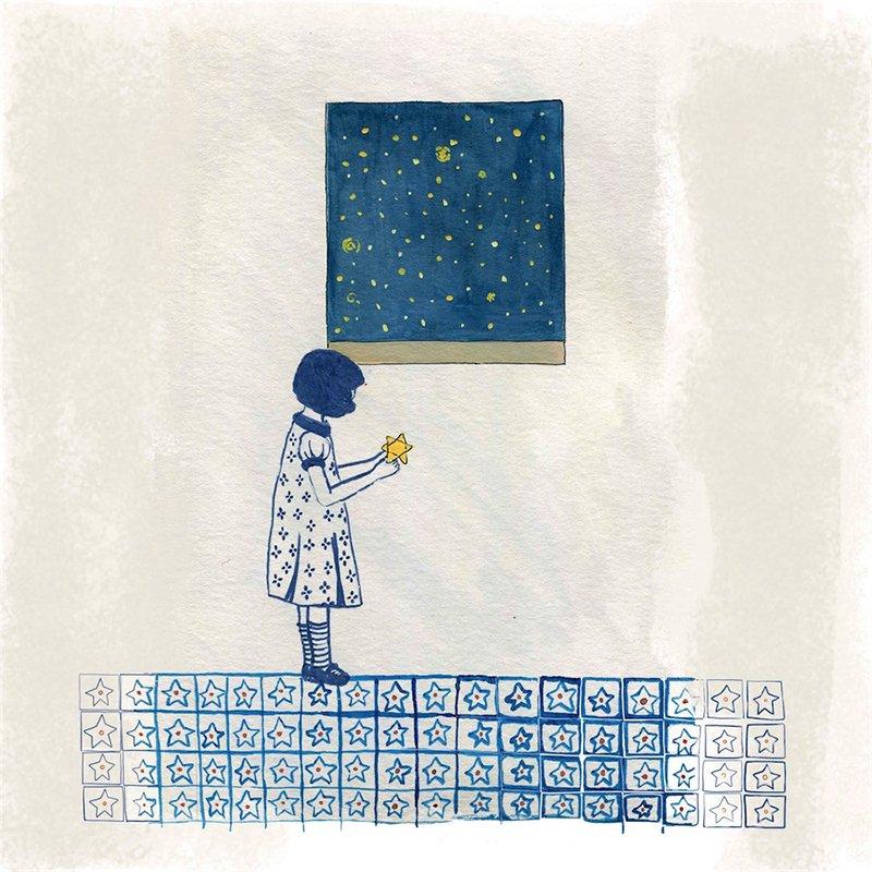 © Francisca Yáñez, Ana (Starry Night)
